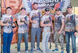 Чемпионат России по виниловому стайлингу russianwrapmasters2016